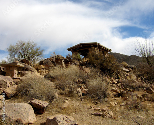 desert lookout