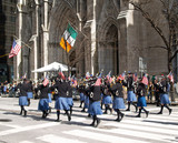 new york city st. patrick day parade poster