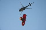 aerial rescue platform poster