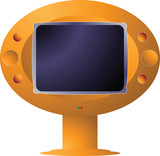 future television poster