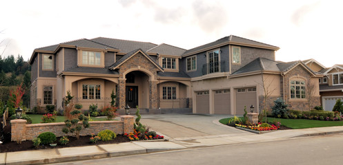 big american house
