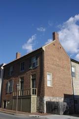 stonewall jackson's house