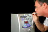 breath test machine 2 poster