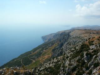 sea view from croatian island hvar 1