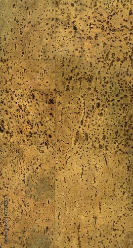 poster of cork  material