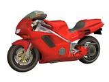 Fototapety motorcycle moto de sport