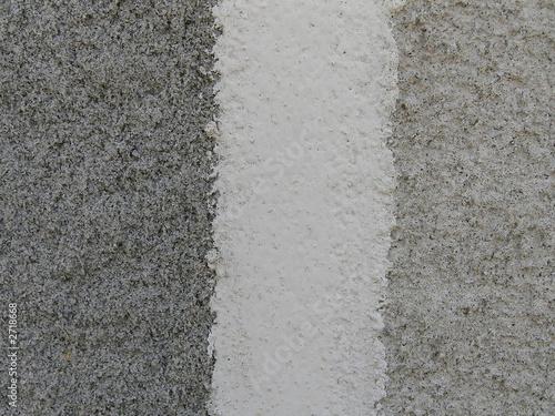 poster of white strip