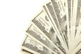 hundred dollar bills poster