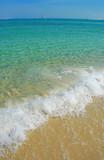 calm sea, smooth sailing poster