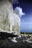white cliffs at birling gap