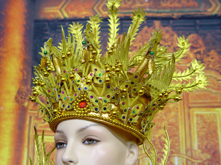 chinese crown