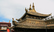 roof of the jokhang temple