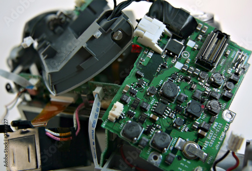 green circuit board 2