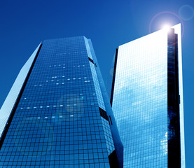 skyscrayper hochhaus
