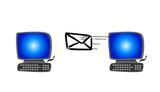 e-mail verkehr poster
