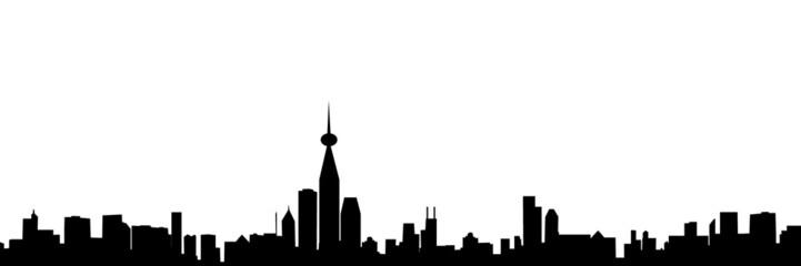 simple city