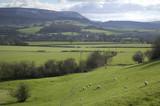 welsh landscape poster
