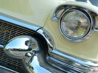 phare de voiture