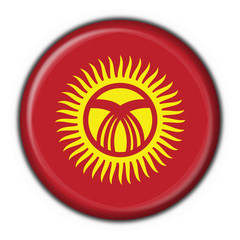 bottone bandiera kyrgyzstan button flag