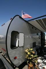 coach, trailer