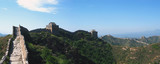 great wall - panoramic poster