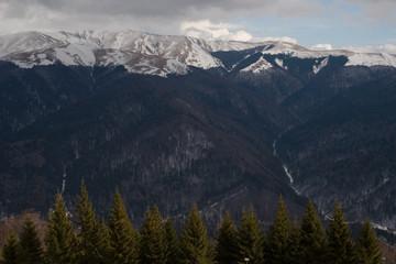 sinaia's mountains