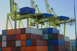 containers and container cranes 2