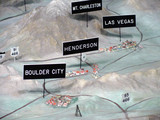 3d model of las vegas, henderson & boulder city