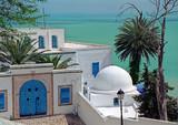 Fototapety mediterranean sea in tunisia