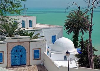 Morza Śródziemnego w Tunezji