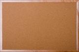 bulletin board - blank poster