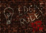 ideas rule! poster