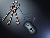 tech keys poster