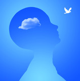 free thinker poster