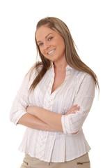 lovely brunette woman 24