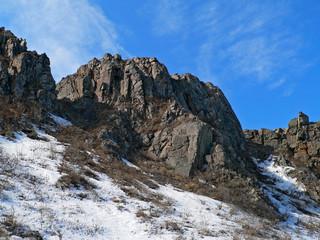 rock similar to a citadel 1