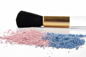 cosmetic powder