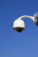 security video camera.
