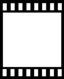 blank film horizontal poster