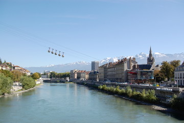 grenoble view