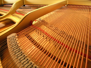 orchestral piano view