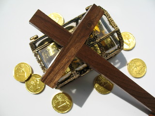 money for the work of christ