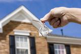 Fototapety house keys