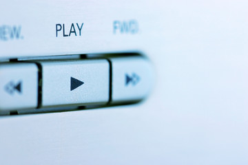 play button - listen music, see movies