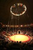 modern circus poster