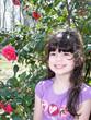 child portrait outside / girl