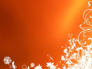 classical orange colour