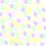pastel pattern gift wrap poster