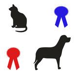 award winning pets poster
