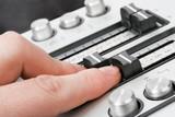 finger sound control-1 poster
